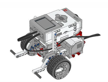 LEGO EV3 - Spartan STEM